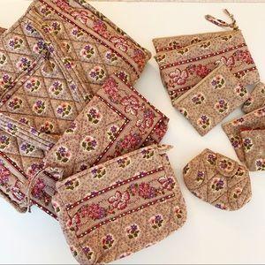 Vintage La Provence De Pierre Deux 11 pc Bag Set